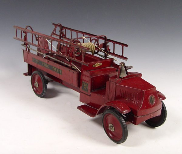 302: STEELCRAFT FOR JC PENNY MACK FIRE TRUCK 1920'S