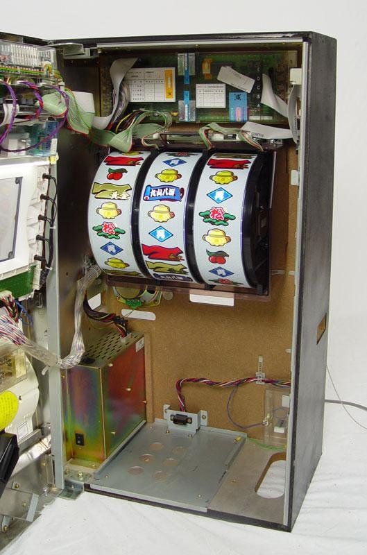 306: TAKASAGO JAPANESE SLOT MACHINE - 5