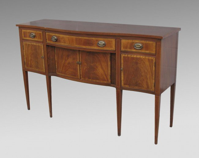 17: HICKORY CHAIR CO. SIDEBOARD