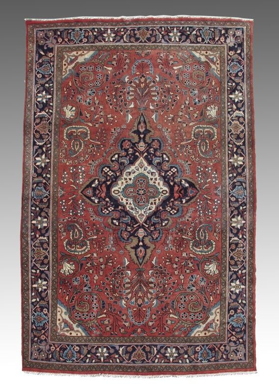 INDO PERSIAN MODERN HAND KNOTTED WOOL ROOM SIZE RU
