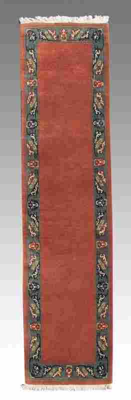 427: 3 X 10 PERSIAN WOOL RUG CARPET RUNNER