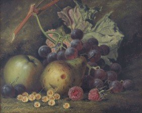 HENRY GEORGE TODD STILL LIFE PAINTING