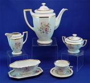 212: ROSENTHAL MARIA FINE CHINA 65 PC LOTS OF SERVICE