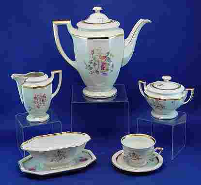 ROSENTHAL MARIA FINE CHINA 65 PC LOTS OF SERVICE