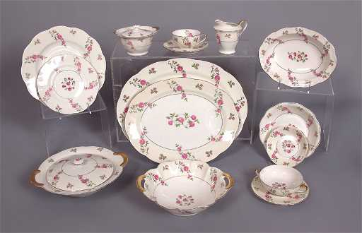 239a Theodore Haviland New York Fine China Delaware Pa
