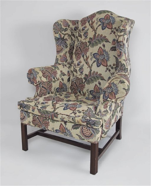 121 Drexel Heritage Wing Back Chair
