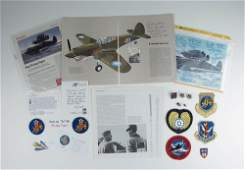 274 COLLECTION OF FLYING TIGERS MEMORABILIA
