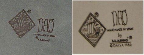 428: NAO LLADRO ORIENTAL FIGURINES - 2