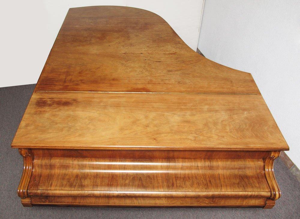 151: J. SCHNEIDER & NEFFE AUSTRIAN PARLOR GRAND PIANO - 5