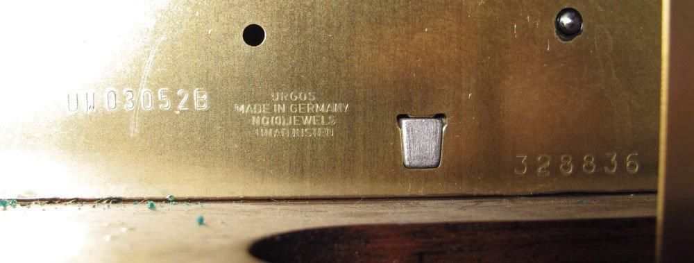 101: SLIGH 9 TUBE CENTENNIAL GRANDFATHER CLOCK - 3