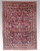 94 SEMI ANTIQUE PERSIAN SAROUK CARPET RUG 9 X 12