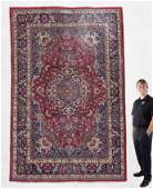 69 SEMIANTIQUE PERSIAN HAND KNOTTED WOOL RUG 8 3 x