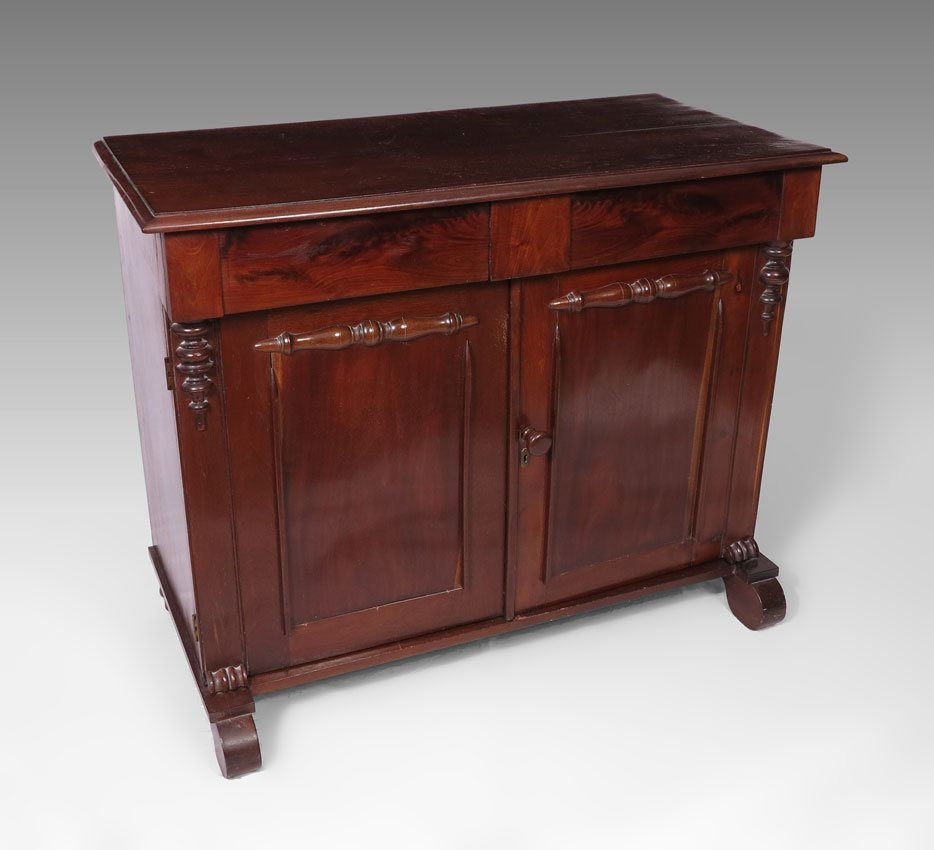 14: EMPIRE MAHOGANY SERVER
