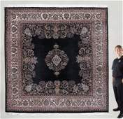 264A: 10 X 10 INDO PERSIAN HAND TIED RUG