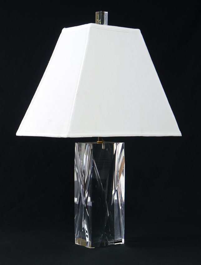 FELICE ANTONIO BOTTA ACRYLIC LAMP