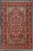 SEMIANTIQUE PERSIAN KERMANSHAH HAND KNOTTED WOOL