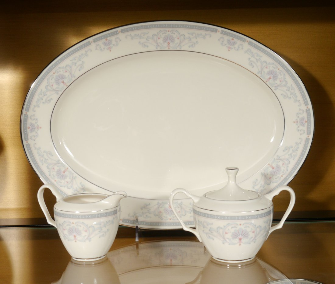 60 PIECE LENOX MOUNT VERNON CHINA - 2