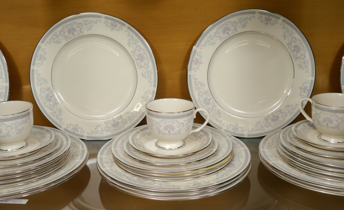 60 PIECE LENOX MOUNT VERNON CHINA - 3
