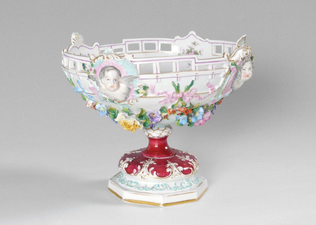 18TH CENTURY VOLKSTEDT COMPOTE