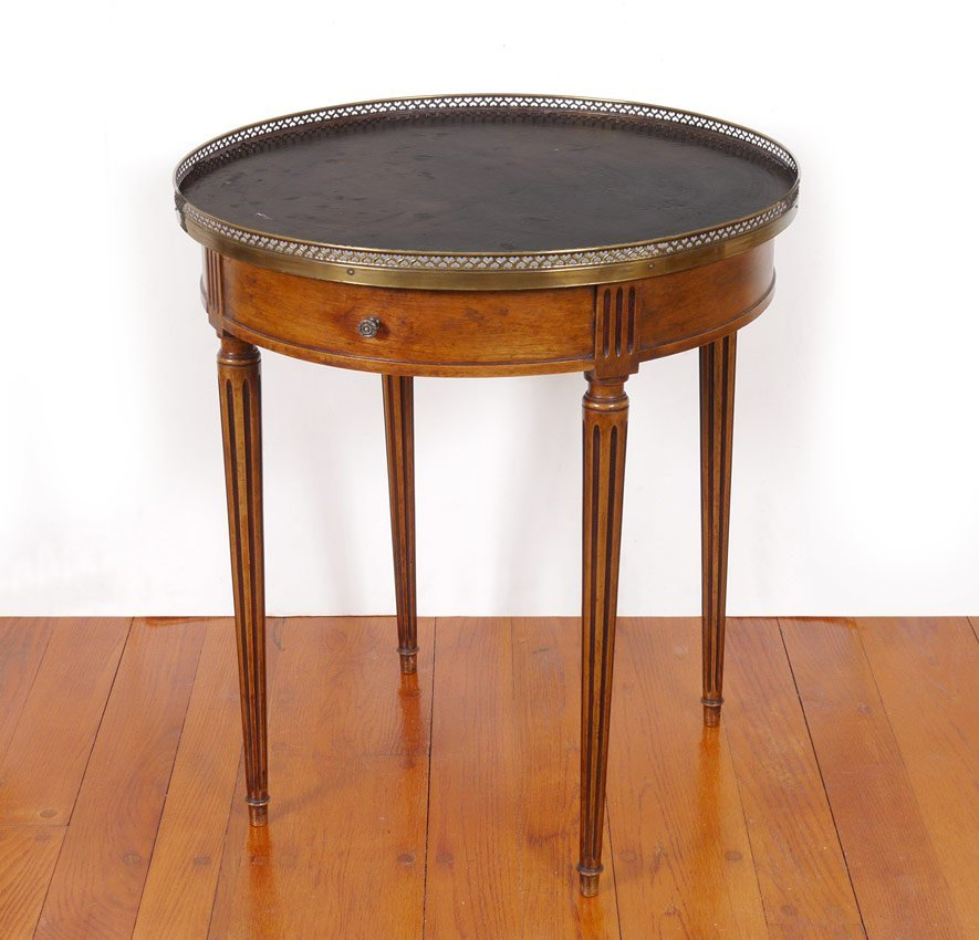 19TH CENTURY BOUILLOTTE LAMP TABLE