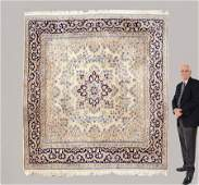 SEMIANT PERSIAN KERMAN HK WOOL RUG 8