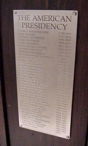 1229: LANCE 38 PC AMERICAN PEWTER PRESIDENT - 5