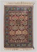 2540 YR OLD PERSIAN HAND KNOTTED WOOL RUG 3x4
