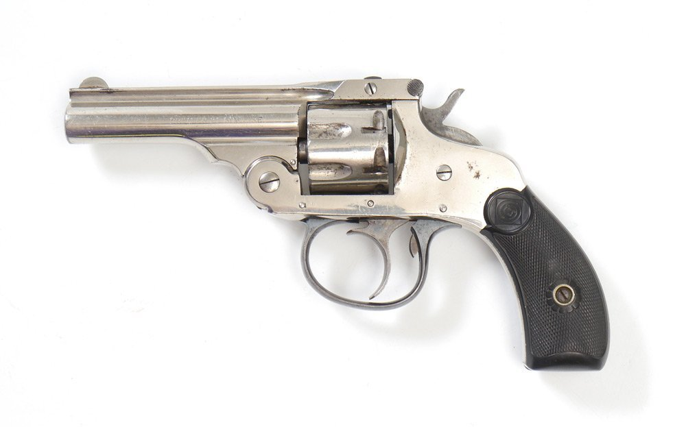 HARRINGTON & RICHARDSON TOP BREAK REVOLVER