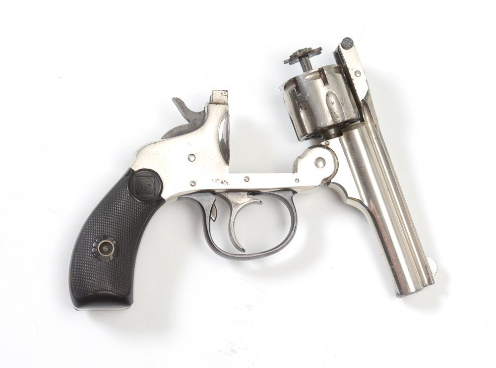 HARRINGTON & RICHARDSON TOP BREAK REVOLVER - 2
