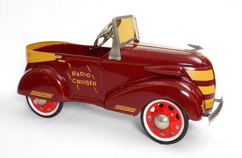 1937 GENDRON SKIPPY PEDAL CAR