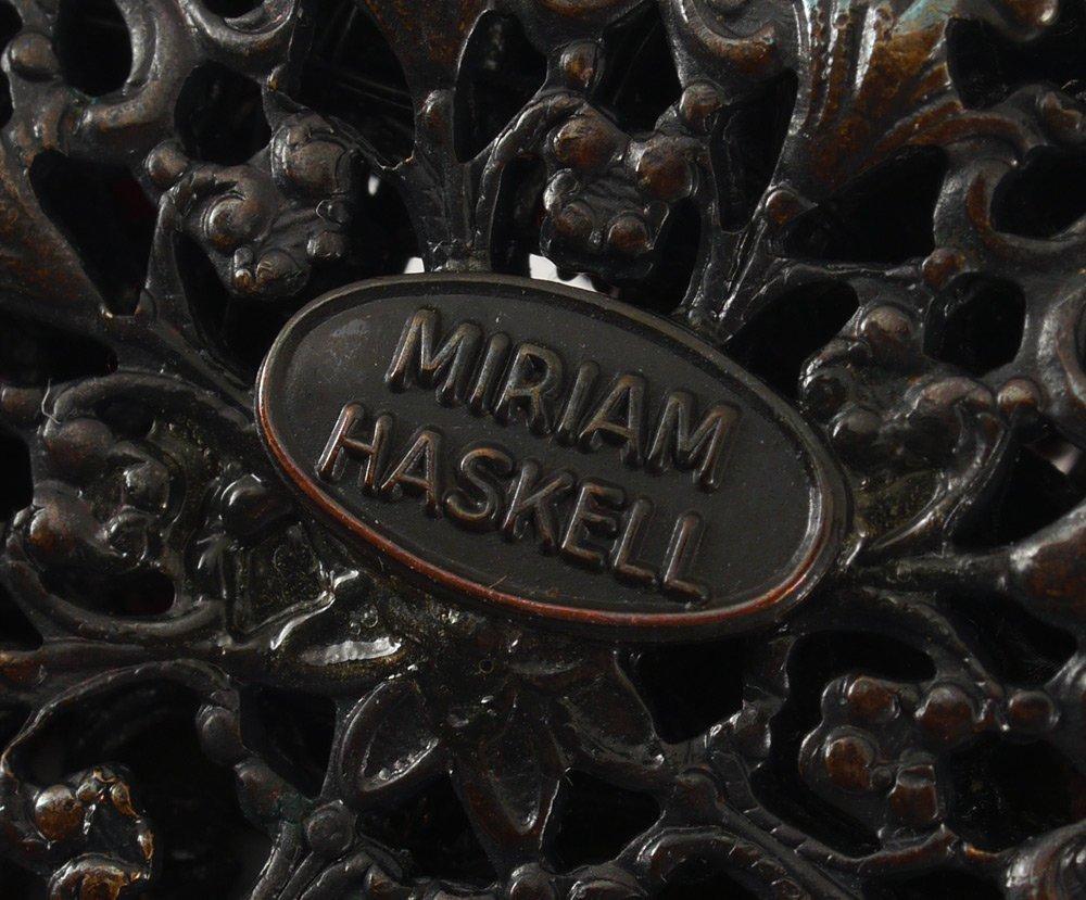 MIRIAM HASKELL & KENNETH J LANE JEWELRY - 2