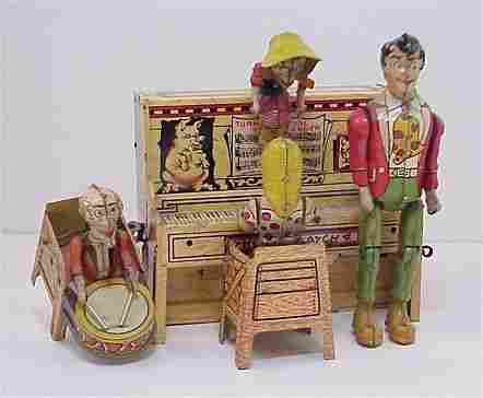 LIL' ABNER AND THE DOGPATCH BAND