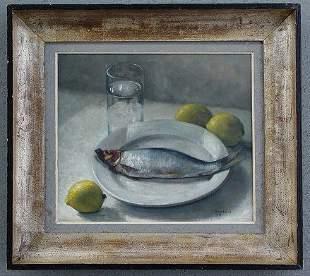 SUSAN BEARDWOOD, 4 PIECE ART LOT