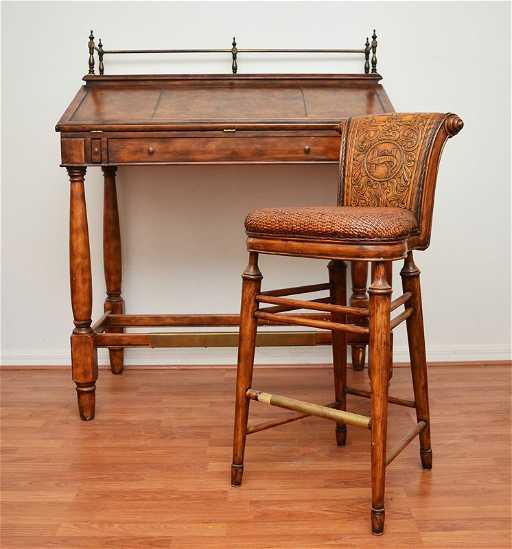 Groovy Thomasville Desk Deskideas Unemploymentrelief Wooden Chair Designs For Living Room Unemploymentrelieforg
