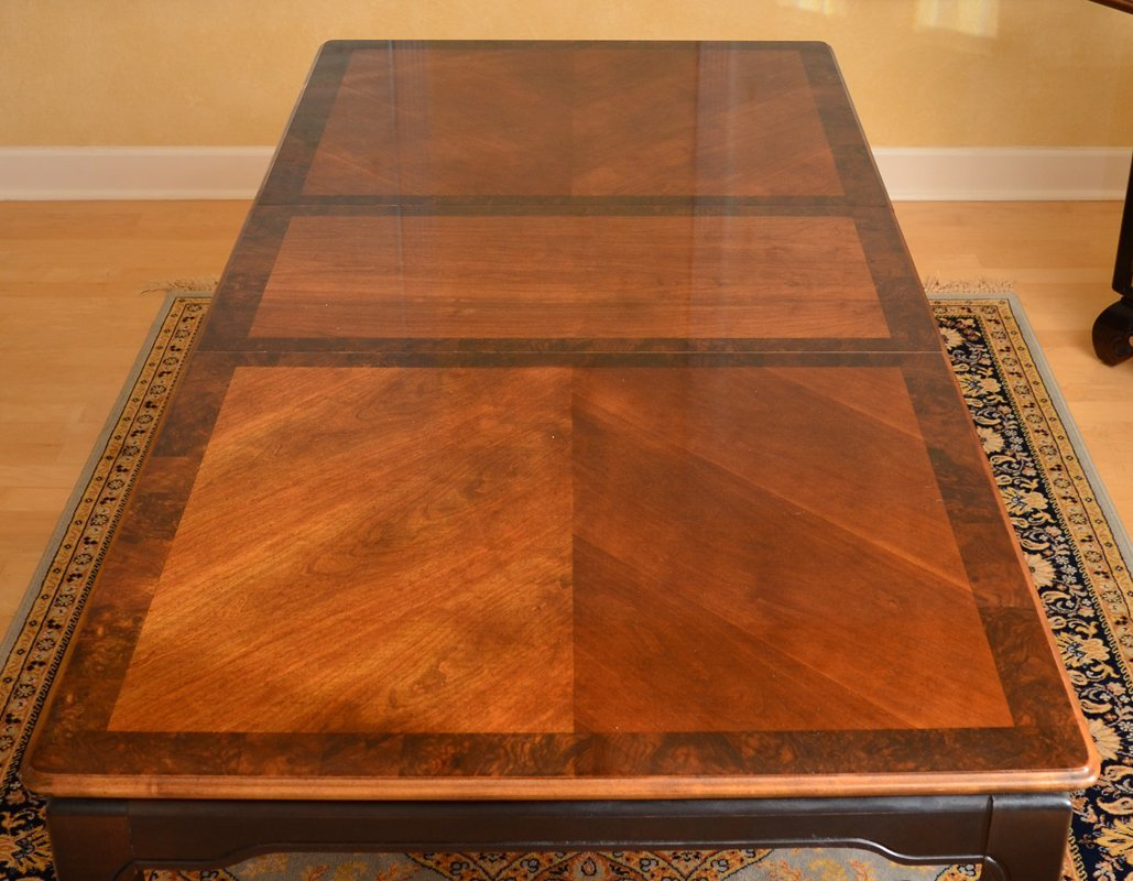 BROYHILL MING COLLECTION DINING SET - 4