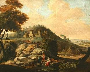 OLD MASTER 19TH/18TH CENTURY? OIL