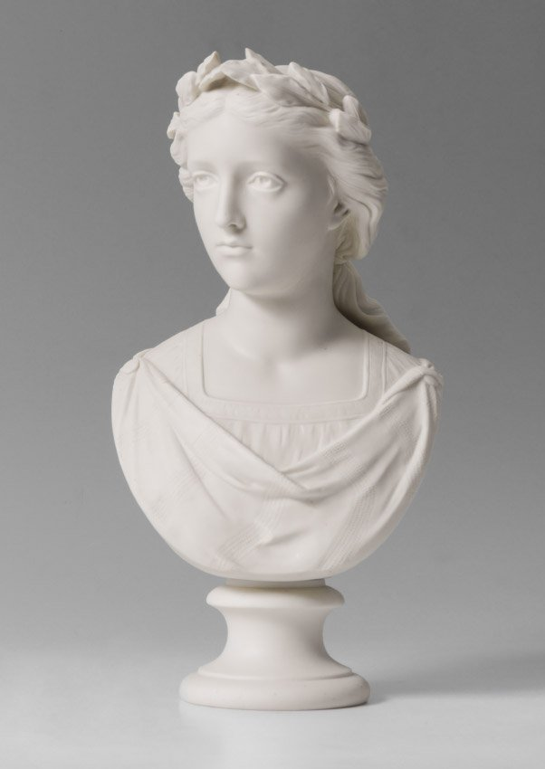COPELAND PARIAN BUST POETRY BY MALEMPRE
