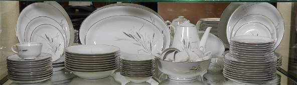 ROSENTHAL FINE CHINA 74 PC