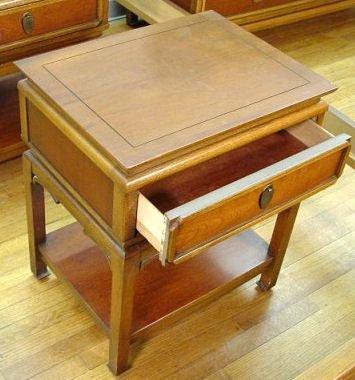 1176: KENT COFFEY TRADEWINDS ORIENTAL BEDROOM SET 6 PC - 4
