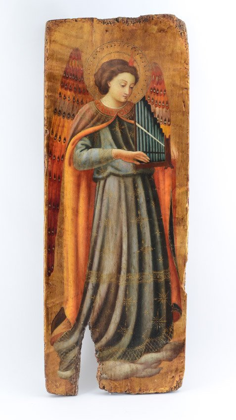 LARGE PAINTING MANNER OF FRA ANGELICO