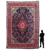 PERSIAN HK WOOL RUG 103 x 147