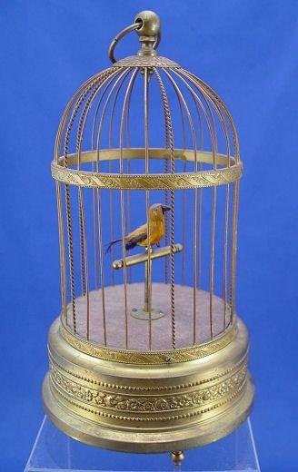 2: SINGING BIRD AUTOMATON