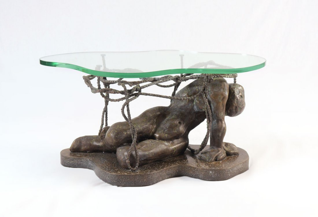 PERSEPHONE ENSLAVED TABLE BY PHILIP KELVIN LAVERNE