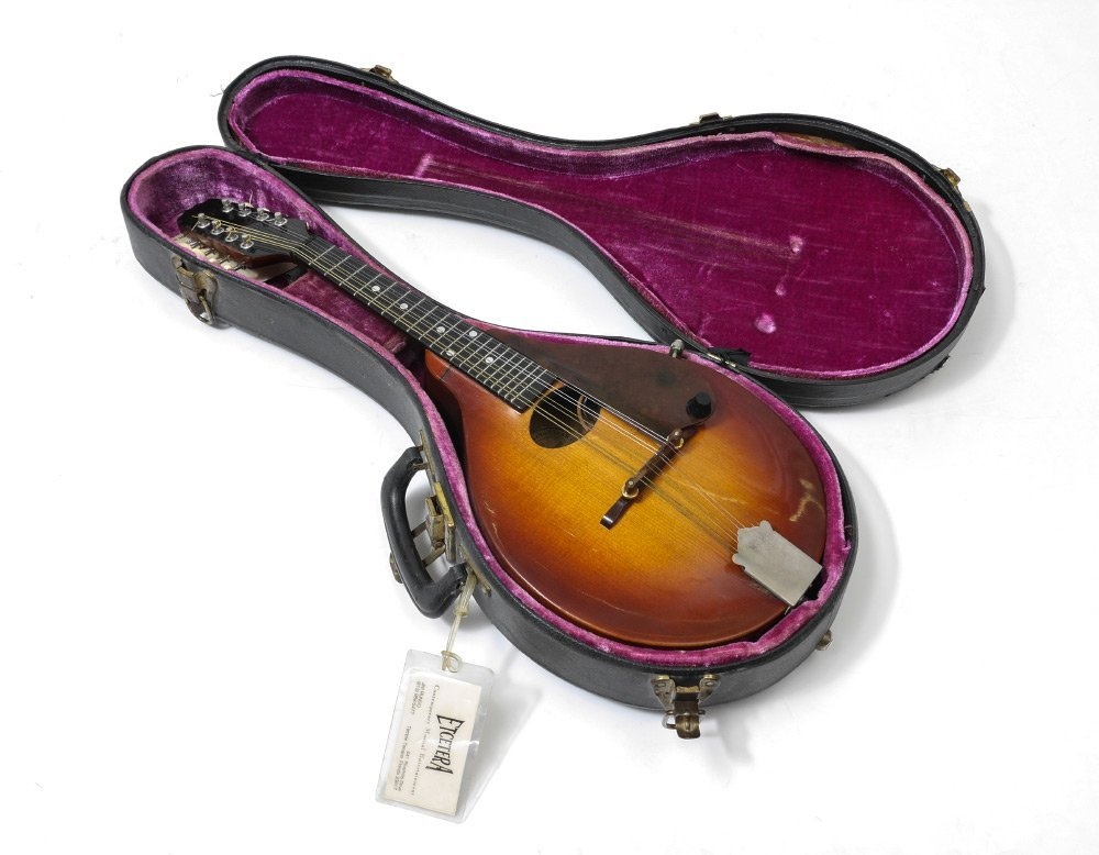 GIBSON SUNBURST A-JR JUNIOR MANDOLIN