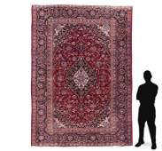 """INDO-PERSIAN H K WOOL ROOM SIZE RUG 8'4"""" x 10'11"""""""
