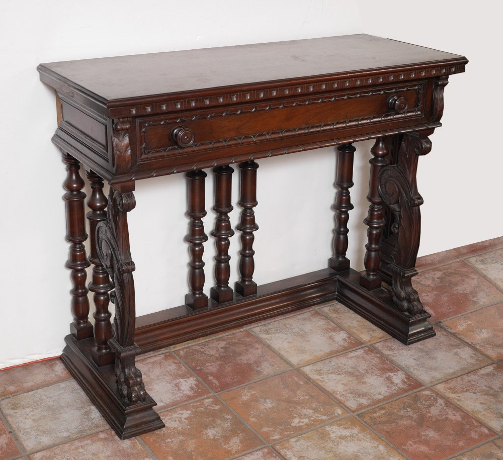 CENTURY FURNITURE GOTHIC CARVED BUFFET