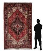 PERSIAN HERIZ HK WOOL RUG 610 x 10