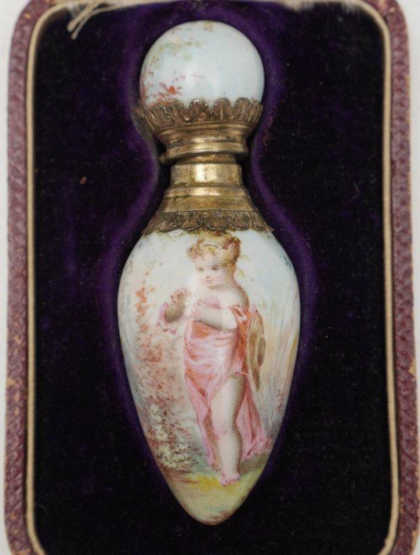 2 PIECE OBJETS DE VIRTU  French Perfume / W & D Purse - 6