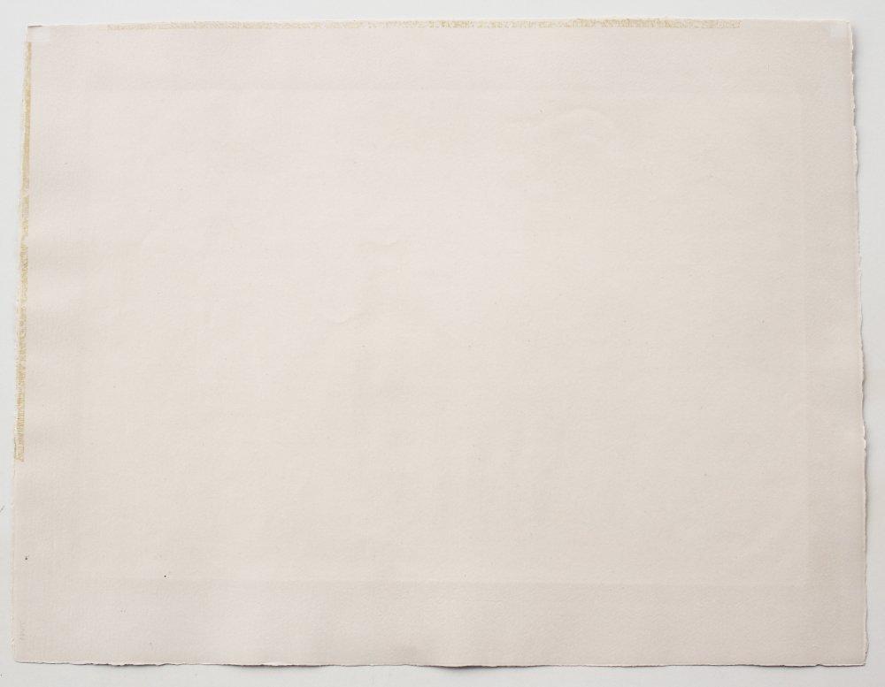 """ALBERTO GIACOMETTI LITHOGRAPH """"STUDIO II"""" 1954 - 5"""