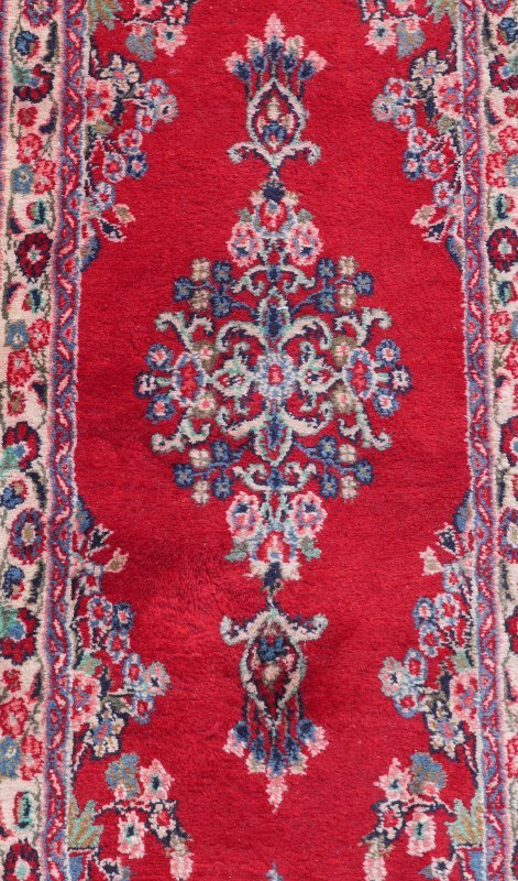 "PERSIAN DERGAZINE OR LILLIHAN HK WOOL RUNNER 2'9"" - 2"